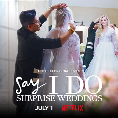 Say I Do Now Streaming on Netflix
