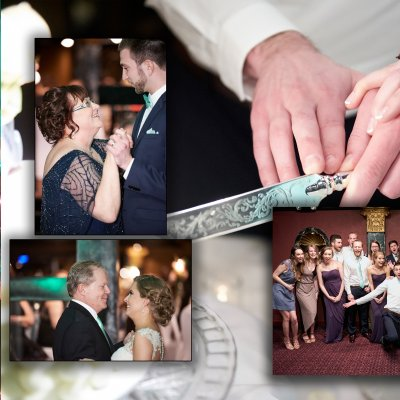 newport syndicate, cincinnati, wedding photography