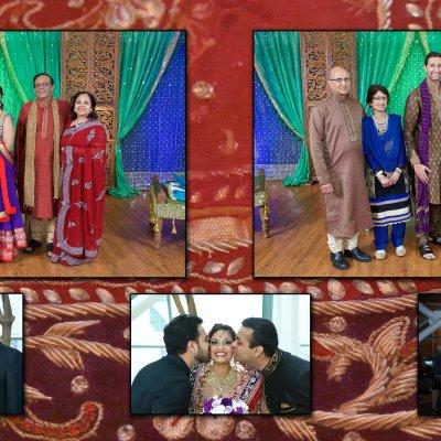 indiana roof ballroom, indian wedding, cincinnati, photography