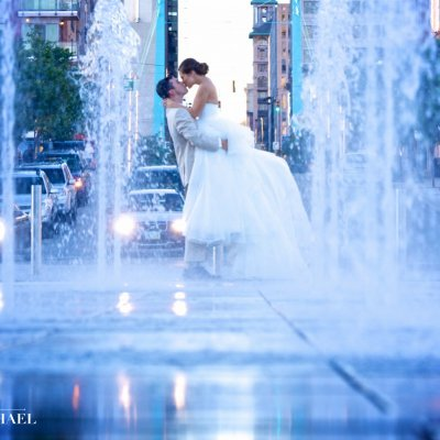 Wedding Photography at Smale Riverfront Park