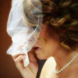 Emotional Wedding Photo