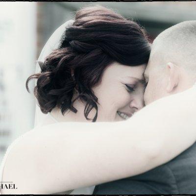 Romantic Natural Wedding Photographers