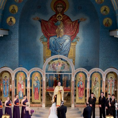 Wedding Ceremony St. Nicholas Holy Trinity