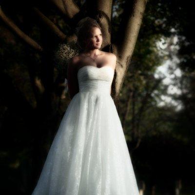 Dramatic Bridal Portraits