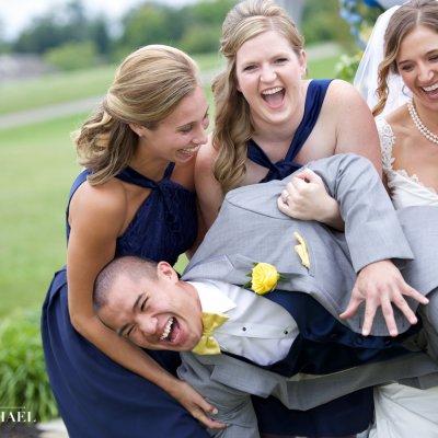 Fun Natural Wedding Photographers