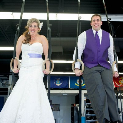 Cross Fit Wedding Photography