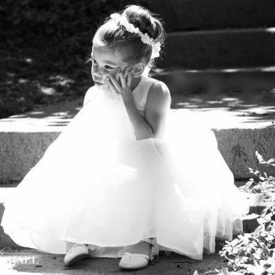 Cute Flower Girl Photography