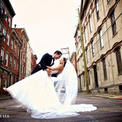 Wedding Photographers in Over the Rhine OTR