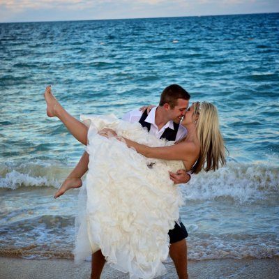Destination Wedding on Beach Photographers