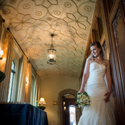 Pinecroft Mansion Wedding Photography
