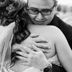 Brother Sister Wedding Photo