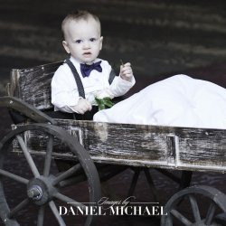 Ring Bearer Wagon