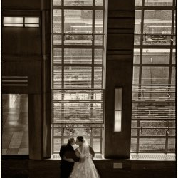 Union Terminal Wedding Photographer