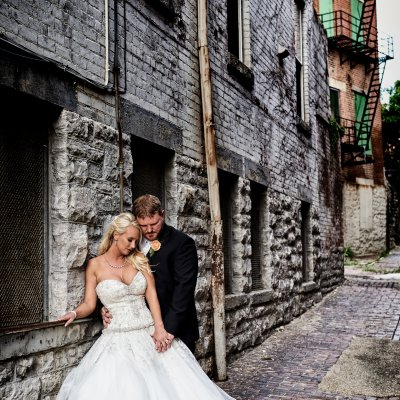 Rustic OTR Wedding Photography