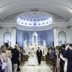 St Ursula Wedding Ceremony Photography