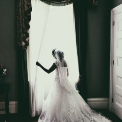 Photojournalistic Bridal Portrait