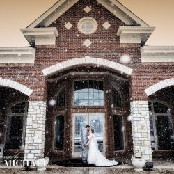 Wedding Photographers Snow Drees Pavilion