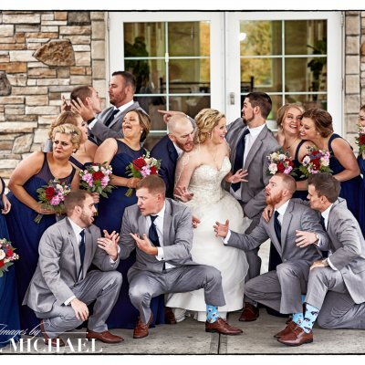 Cooper Creek Wedding Party Photography