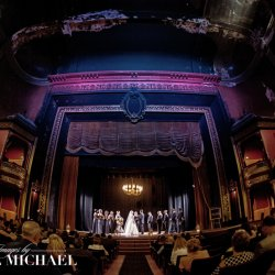 sorg opera house, cincinnati, wedding photography, ceremony
