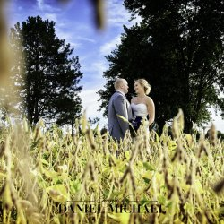 Wedding Photography in Field