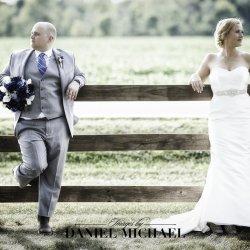 Wedding Photography on Fence
