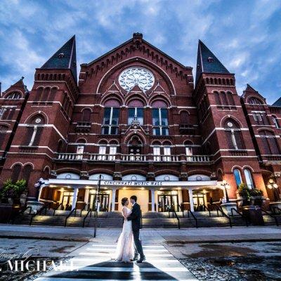 Wedding Photographers Music Hall