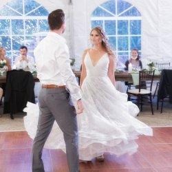 Reception Dance Dress Twirl