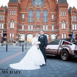 Delorean Wedding Photography