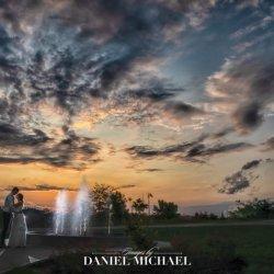 Sunset Wedding Photographer Cincinnati