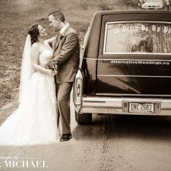 Wedding Photo Till Death Do Us Part