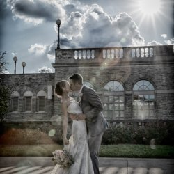 Ault Park Wedding Photo