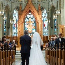 Covington Cathedral Wedding Ceremony