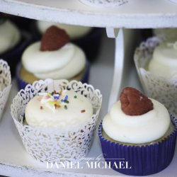 Wedding Cupcake Photo