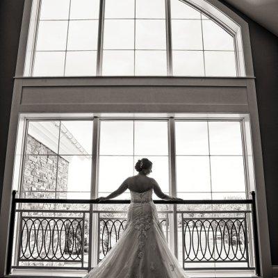 Bridal Portrait Cooper Creek