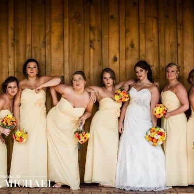 Bridesmaids Cincinnati Wedding