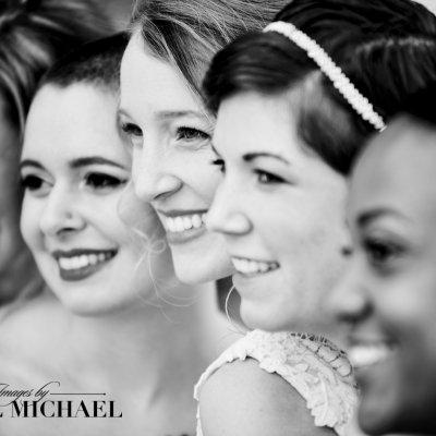 Bridesmaids Wedding Photography