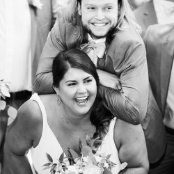 Fun Natural Wedding Photographer
