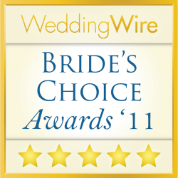 Daniel Michael Wedding Wire Bride's Choice 2011