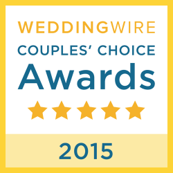 Daniel Michael Wedding Wire Couples Choice 2015