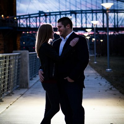 Engagement Photographers Cincinnati Ohio