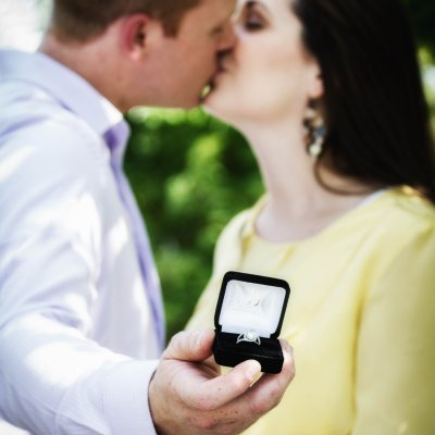 Engagement Photographers in Cincinnati Ohio