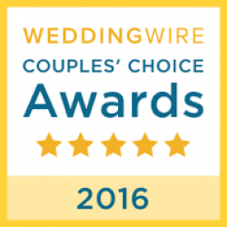 Daniel Michael Wedding Wire Couples Choice 2016