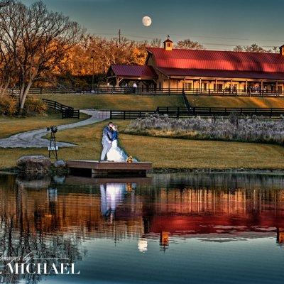 Canopy Creek Farm Wedding Photo
