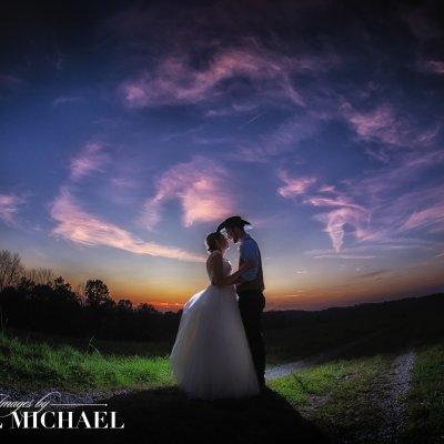 Sunset Wedding Photographer