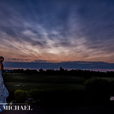 Oasis Sunset Wedding Photography