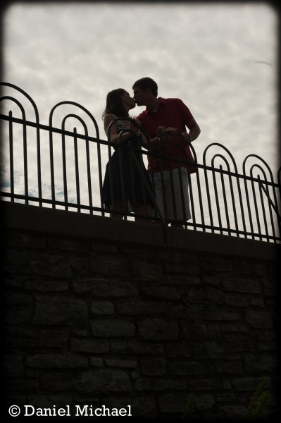 Cincinnati Engagement Photography Ault Park