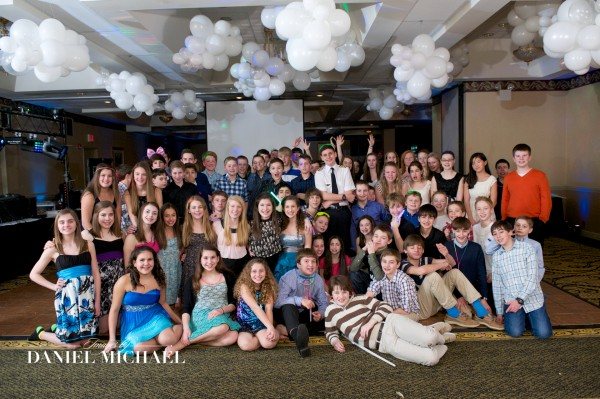 Embassy Suites Blue Ash Bar Mitzvah