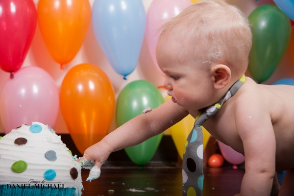Cake Smash, Baby First Cake, Bonnie Lynn Bakery, Seams2U