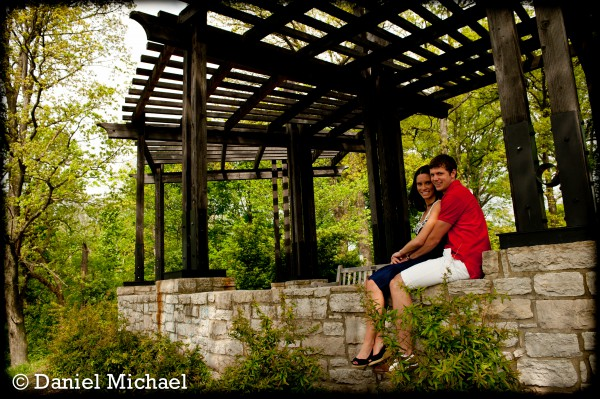 Ault Park Engagement PHotographers