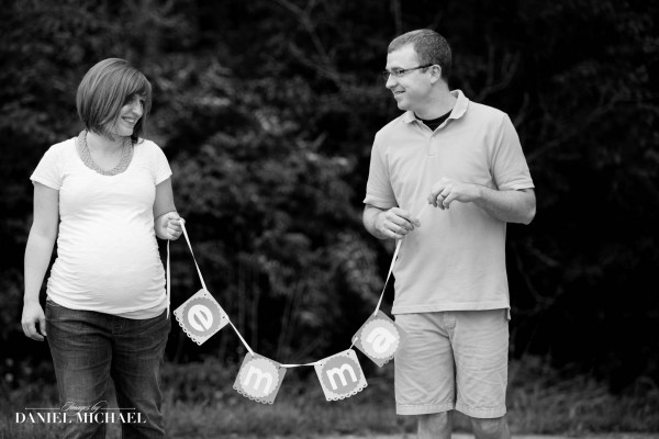 Cincinnati Maternity Photography, Maternity Baby Name